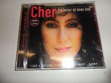 Cd  You Better Sit Down Kids von Cher (1996)