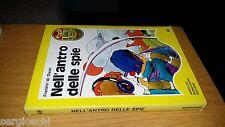 GIALLO DEI RAGAZZI #  49-FRANKLIN W. DIXON-NELL'ANTRO DELLE SPIE-1974-MONDADORI