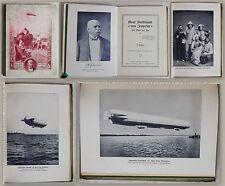 Bömel Graf Ferdinand von Zeppelin Ein Mann der Tat 1908 Biografie Luftfahrt xz