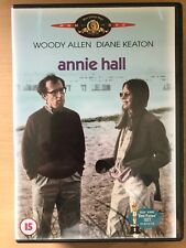 WOODY ALLEN DIANE KEATON Annie Hall ~1977 OSCAR Winning COMMEDIA classico UK DVD
