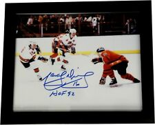 Marcel Dionne Hand Signed Autograph 8x10 Photo Framed Los Angeles Kings