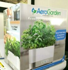 AeroGarden Harvest-White Indoor Hydroponic Garden