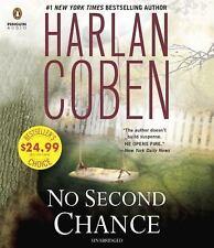 No Second Chance by Harlan Coben (2016, CD, Unabridged)