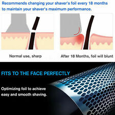 Shaver Replacement Foil Razor Head Cutter For Braun Series 3 32B 32S 340 320 310