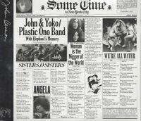 CD «JOHN LENNON & YOKO ♦ PLASTIC ONO BAND ♦ SOME TIME IN NEW YORK CITY» Digipack