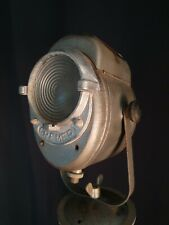 ANCIENNE LAMPE PROJECTEUR CREMER avec trepied pied  Old FRENCH Lamp
