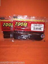 ZOOM Z 3 Swamp Crawler Worm (10cnt) #128-377 Desert Craw (2 PCKS)