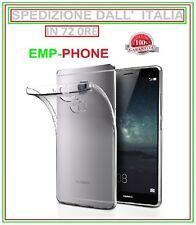 Cover Custodia Trasparente  Slim + Pellicola Vetro Per Huawei Mates Mate s
