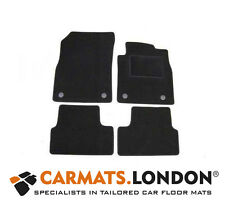 Vauxhall Astra GTC 2010 - 2016 Tailored Fitted Car Floor Mats Fitted Set Black