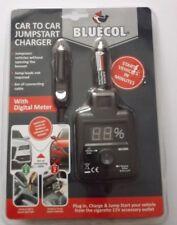 Bluecol Car to Car Jumpstart From Cig Lighter Socket - No Jump Leads Needed
