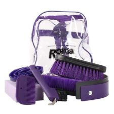 Roma Backpack Grooming Kit 7 Pieces Horse & Pony Grooming
