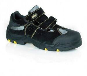 UK Size 6 MASCOT Changtse S1P, F0017-903-0907  Safety Shoes trainers - Black