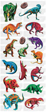 """BEAUTIFUL FUN STICKERS """" DINOSAURES """" FOR CARDS & CRAFT"""