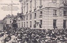 TOURS 20 grandes fêtes d'été juin 1908 cavalcade véloce-club entrée nationale