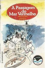 A passagem do mar vermelho pb book new passage of the red sea new
