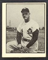 1952 PARKHURST BASEBALL 17 Ferrell jack Anderson MAPLE LEAFS Brooklyn Dodgers