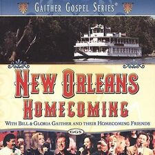 New Orleans Homecoming by Bill Gaither (Gospel) (CD, Mar-2002, Spring House)