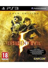 Resident Evil 5: Gold Edition (PS3), Video Games