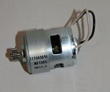 Motor Metabo BS 18 Orginal  Gleichstrommotor 317003650