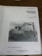 CASE 9010  parts manual