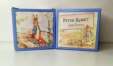 PETER RABBIT  WEDGWOOD  TWO BEAUTIFUL MUGS 1992