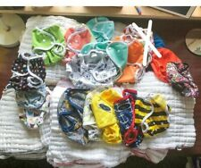 New ListingCloth Diaper Snap Cover Lot: 19: Thirsties, Rumparooz, Nicki's, Kawaii, Imagine