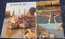 France La Grau-du-Roi Port de Peche sur le Vidourie - posted 1979
