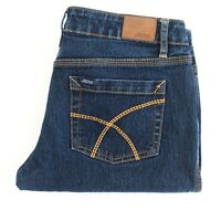 RIDERS BY LEE Womens Dark Blue Jeans Size 12 LOW SUPER SKINNY EUC