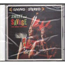 Los Indios Tabajaras CD Sweet And Savage / RCA Victor Sigillato 0743212985221