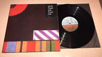 Pink Floyd The Final Cut LP 1983 with Hype Sticker QC 38243 VG+/VG+ Roger Waters