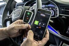 DTE Pedalbox + App AUDI A3 Sportback (8PA, 04-15) 2.0TDI 16V quattro 103kW/140PS