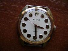 Mens Vintage Soviet VOSTOK WOSTOK Russian watch CCCP USSR 2409A