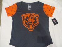 NFL Chicago Bears Women's T-Shirt Medium/M NWT!