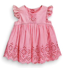 ••• ВNWT NEXT Tunic Tops • Pink Embroidered Blouse • 100% Cotton • 3-4 Years