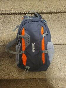 Camelback Rim Runner Hydration Backpack Orange Black No Bladder