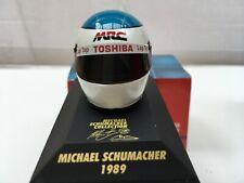 1:8 Minichamps Michael Schumacher Helmet German F3 1989