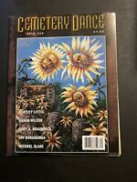 Cemetery Dance Magazine  Issue #39