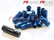 Blue GT50 Wheel Nuts x 20 12x1.25 Fits Subaru Impreza STI WRX GT86