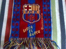 Bufanda F.C. Barcelona Scarf - Visca el Barça 5101f717d88