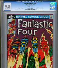 Fantastic Four #232 CGC 9.8 NM 🤩 1st appearance of Elementals of Doom