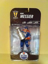 Mcfarlane Nhl Legends Mark Messier Edmonton Oilers Stanley Cup figure.Rare