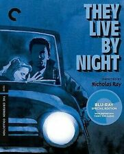 They Live by Night (Blu-ray Disc, 2017, Criterion Collection)