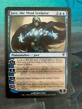 Jace, the Mind Sculptor NonFoil Worldwake Mtg Magic the Gathering