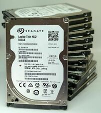 """Job Lot 10 x 320GB SATA 2.5"""" Laptop Hard Drives HDD - tested working / formatted"""