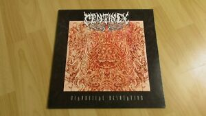 Centinex-Diabolical Desolation Vinyl Entombed Dismember