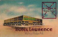 Postcard Hotel Lawrence Walnut Ridge Arkansas AR