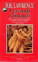 I GRANDI ROMANZI - D.H. LAWRENCE