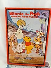 Disney Winnie the Pooh Puzzle Over 100 Pieces