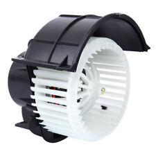 Front Heater Blower Motor w/ Fan Cage for Audi Q7 VW Touareg Porsche Cayenne