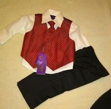 Baby boy~ Brand James Morgan~ 4 Piece Suit NWT ~ 12 Months